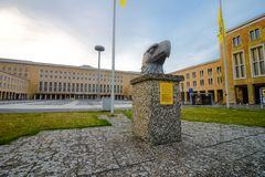 Terminal du Tempelhof Photos libres de droits