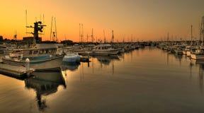 terminal för fiskare s seattle Arkivfoton