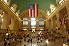 terminal grand centralnego Obraz Stock