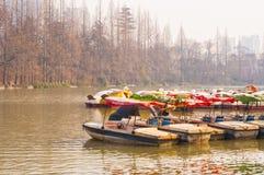 Terminal guidé de bateau Image stock