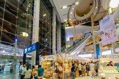 Terminal 21, Jeden duży zakupy centrum handlowe Obraz Stock