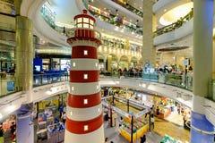 Terminal 21, Jeden duży zakupy centrum handlowe Fotografia Stock