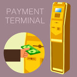 Terminal 02 Royalty Free Stock Image