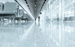 Aéroport de Beijung Image libre de droits