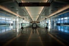terminal na lotnisku Obrazy Stock