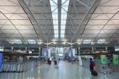Terminal Seoul Incheon International Airport Stock Photo