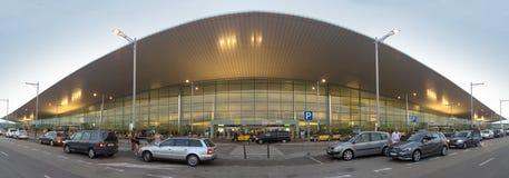 Terminal T1 of El Prat-Barcelona airport Stock Image