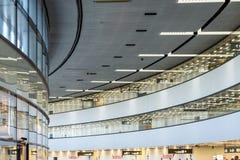Terminal van de Internationale Luchthaven van Wenen Royalty-vrije Stock Afbeeldingen