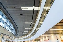 Terminal van de Internationale Luchthaven van Wenen Royalty-vrije Stock Foto's