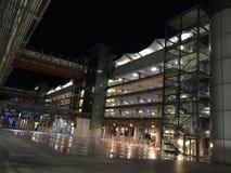 Terminal 5 van Heathrow Stock Fotografie