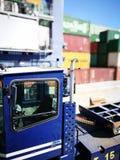 Terminalbehälter Lizenzfreies Stockbild