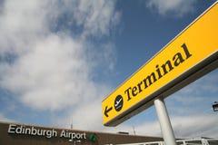Terminale Immagini Stock Libere da Diritti