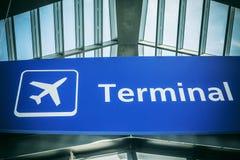 terminale Immagini Stock