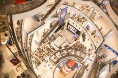 TERMINALE 21 DEL CENTRO COMMERCIALE DELLA TAILANDIA ISAN KHORAT Fotografie Stock