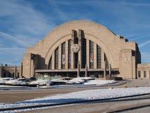 Terminale del sindacato di Cincinnati fotografia stock libera da diritti