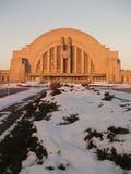 Terminale del sindacato di Cincinnati fotografia stock