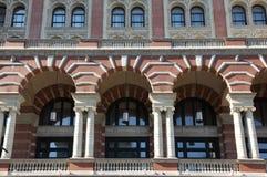Terminale della lettura in Filadelfia Fotografie Stock
