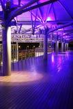 Terminale di traghetto Fotografia Stock