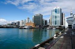 Terminale di traghetto di Auckland Fotografia Stock Libera da Diritti