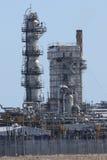 Terminale/raffineria del gas della st Fergus Fotografie Stock Libere da Diritti
