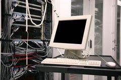 Terminalserver Stockbild
