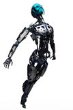 Terminator flying up Royalty Free Stock Photography