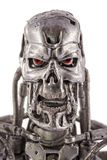 Terminator głowa Fotografia Stock