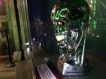 Terminator Stock Photo