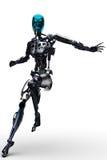 Terminator landing Stock Image