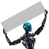 Terminator protest Stock Image