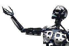 Terminator to be Stock Image
