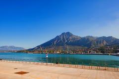 Termini Imerese port and its cranes