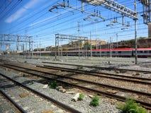 Termini, Rome Royalty Free Stock Photo