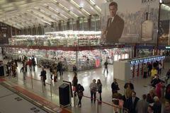 Termini Station Rome Royalty Free Stock Image