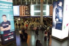 Termini Station Rome Stock Photos