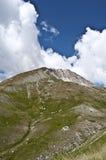 terminillo, Berge im Sommer Lizenzfreie Stockfotos