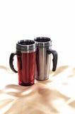 Termisk kopp för lopp Royaltyfri Bild