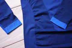 Termisk underkläder för sportar Detaljer material, närbild royaltyfria foton