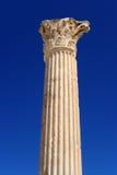 Termiska bad av Antonin på Carthage Fotografering för Bildbyråer