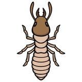 termit royalty ilustracja