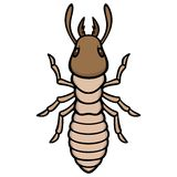 termite royalty illustrazione gratis