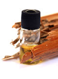 Termite prevention oil Royalty Free Stock Photography