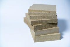 Termo-Platte hergestellt vom Mineralvermiculit Stockbilder