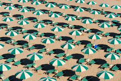 Termoli (Campobasso, Molise, Italia) - playa Imagenes de archivo