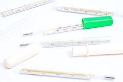 termometer Стоковые Изображения RF