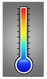 termometer Royaltyfri Foto