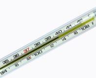 termometer Fotografia Stock