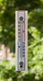 Termometer arkivbilder