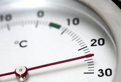 termometer Arkivbild