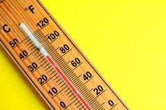 termometer Fotografering för Bildbyråer